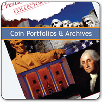 Coin Portfolios & Archives