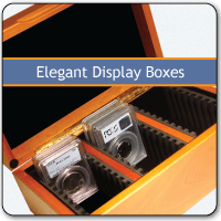 Elegant Display Boxes