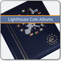 Lighthouse Coin Albums