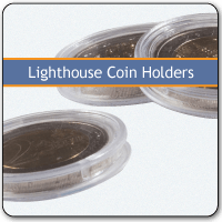Lighthouse Coin Holders