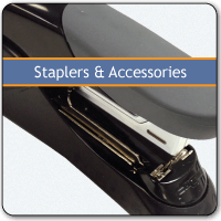 Staplers & Accessories