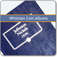 Whitman Coin Albums