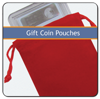 Gift Coin Pouches