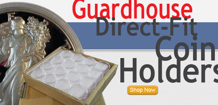 Guardhouse Coin Capsules: Affordable Protection for Your Collection