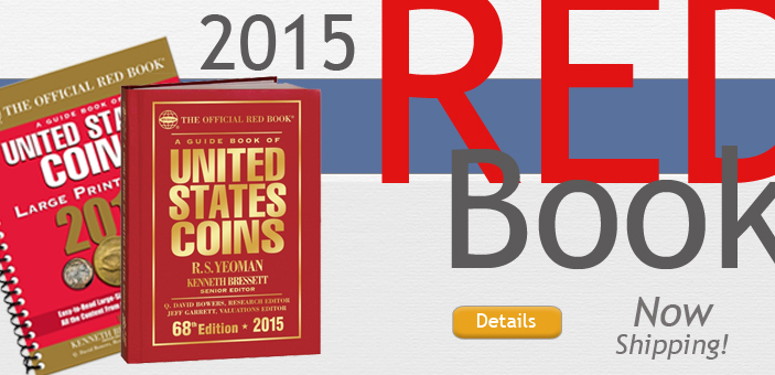Red Book US Coin Price Guides are the definitive resource for all coin collectors.