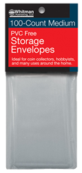 Medium Poly Envelopes-PVC Free Medium, Poly Envelopes-PVC Free, 079842100