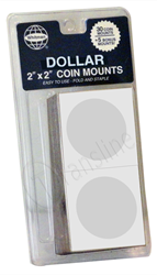 Paper Coin Mounts - Dollars Paper Coin Mounts - Dollars, 0794826857