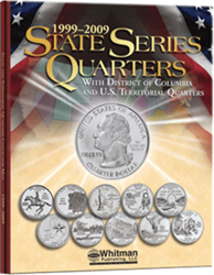State Series Quarter Folder - Foam State Series Quarter Folder - Foam, 2834-5