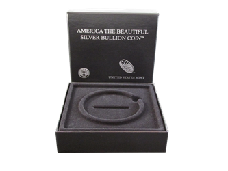 US Mint America the Beautiful 5 oz  Presentation Box US Mint, America the Beautiful, 5 oz,  Presentation Box,