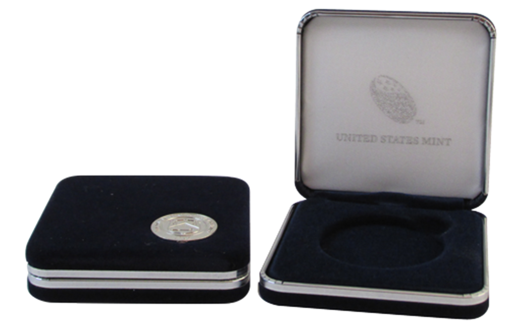 US Mint Silver Eagle Presentation Box 1 Ounce