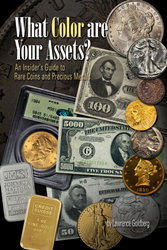 What Color Are Your Assets? book, coin collecting, assets