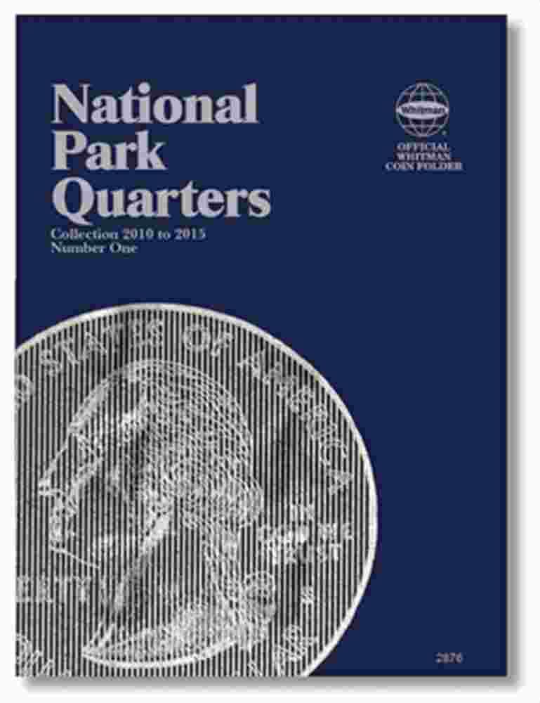 National Park Quarter Pampdamps Mint Album Vol I