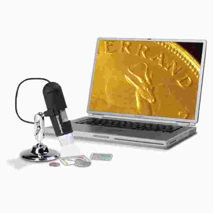 Lighthouse USB Digital Microscope Camera 20x to 200x