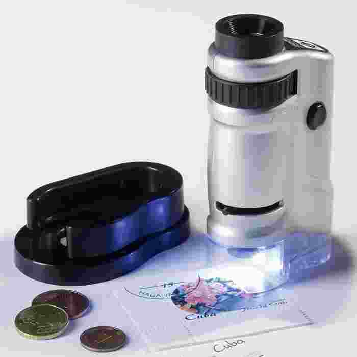Lighthouse Zoom Microscope with LED lighthouse, zoom microscope, led