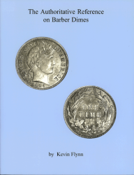 Authoritative Reference of Barber Dimes, 1st Edition  ISBN:0967965551 Authoritative Reference of Barber Dimes, BGS, 0967965551