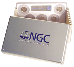 NGC Plastic Multi Slab Set Box Slab NGC Plastic Multi Slab Set Box, NGC,