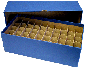 Nickel Tube Storage Box Guardhouse Blue Nickel Tube Storage Box Guardhouse Blue, Guardhouse, GH-5cTube