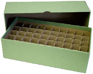 Dime Tube Storage Box Guardhouse Green 9.75x5x2.75 Dime Tube Storage Box Guardhouse Green, Guardhouse, GH-10cTube