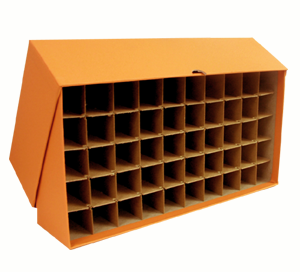Quarter Tube Storage Box Guardhouse Orange Quarter Quarter Tube Storage Box Guardhouse Orange, Guardhouse, GH-25c