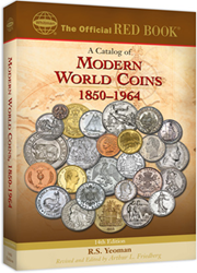 A Catalog of Modern World Coins, 14th edition, 14th Edition  ISBN:0794820565 A Catalog of Modern World Coins, 14th edition, Whitman, 0794820565