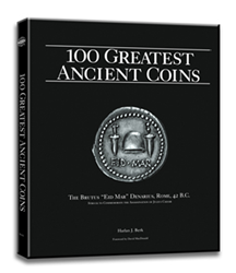 100 Greatest Ancient Coins, 1st Edition  ISBN:0794822622 100 Greatest Ancient Coins, Whitman, 0794822622