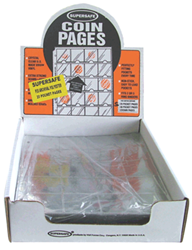 Supersafe 20 Pocket Archival Pages - Box 100 20 Pocket Pages , Supersafe, P20