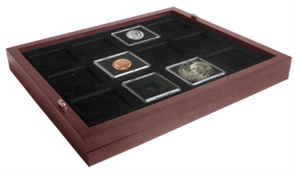 Guardhouse Tetra 2x2 Snaplock Coin Display Tray