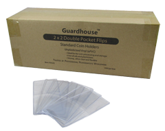 Guardhouse Unplasticized 2x2 Coin Flip 1000 Pieces