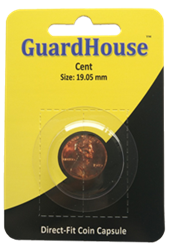 Cent Direct Fit Guardhouse Capsule - Retail Card