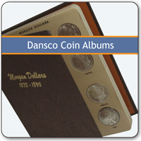 8166 Kennedy Half Dollars with Proofs Replacement Pages for Dansco Coin Albums