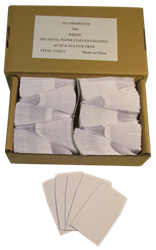 2x2 Coin Envelopes 2x2, coin envelopes, paper