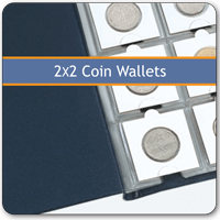 2x2 Coin Wallets