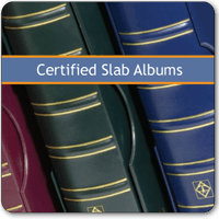 Certified Coin Albums