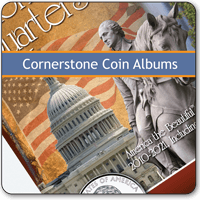 Cornerstone Coin Albums