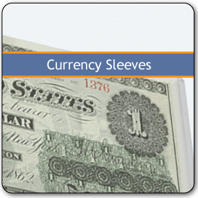 Currency Sleeves