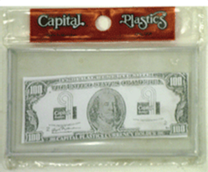 Meteor Case for Standard Currency 4x7 Meteor Case for Standard Currency, Capital, MAC