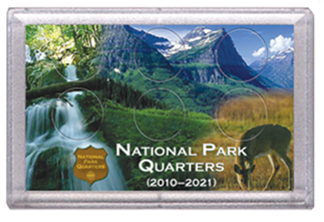 National Parks Deer and Meadow Design Frosty Case - 6 Hole National Parks, Deer and Meadow Design, Frosty Case - 6 Hole, 0794830536