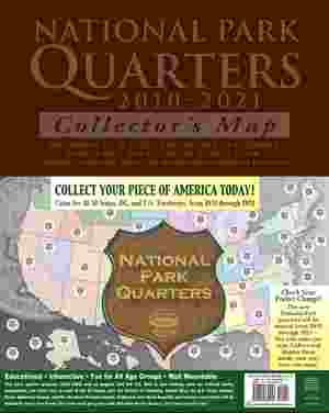 HE Harris National Park Quarter Map Cover View