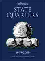 Warmans State Quarters Coin Folder