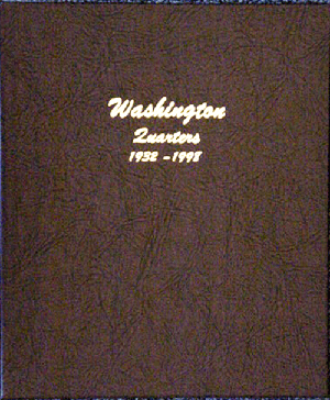 Washington Quarters - Dansco Coin Album 7140 Washington Quarters Dansco Coin Album 7140
