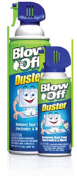 Blow Off Canned Air Duster 10oz 10 oz Blow Off Canned Air Duster 10oz, Blow Off, 152-112-226