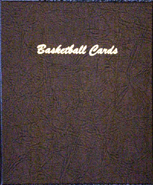 Basketball Card Dansco Album 7016 Basketball Card Dansco Album , Dansco, 7016