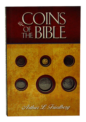 Coins of the Bible, 1st Edition  ISBN: Coins of the Bible, Whitman, 0794819168