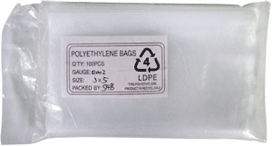 Poly Bags Large Poly Bags, CS Express, 127669