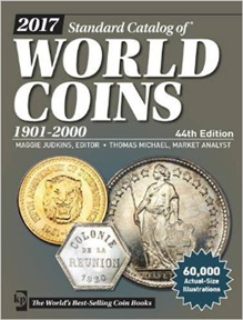 2017 Standard Catalog of World Coins 1901-2000, 44th Edition