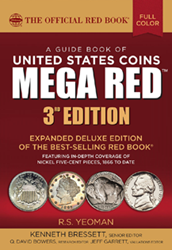 2018 Red Book MEGA, A Guide Book of United States Coins Deluxe Edition